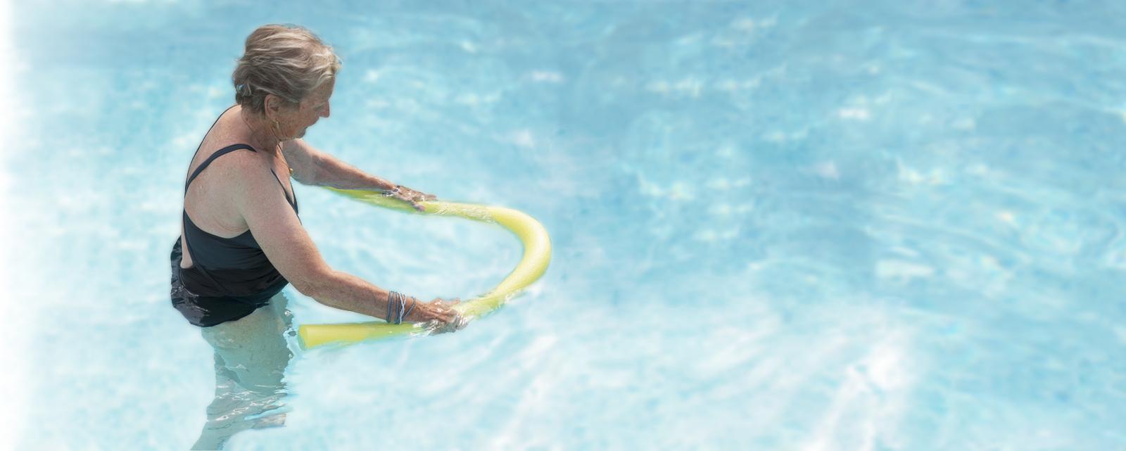 idrokinesi terapia - fisioterapia in acqua